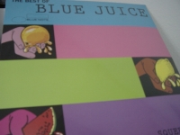 """Various Artist, Best Of Blue Juice - U.K. Pressing, Double LP - Blue Note Label"" - Product Image"