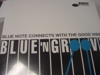 """Various Artist, Blue N Groovy (2 LPs, famous Blue Note label)"" - Product Image"