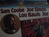 """Sam Cooke / Joe Simon / Lou Rawls, Various Hits"" - Product Image"