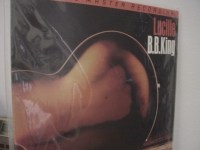 """B.B. King, Lucille (low #18 pressing) - MFSL Factory Sealed Anadisq 200 Gram Half-speed"" - Product Image"