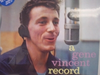 """Gene Vincent, Record Date"" - Product Image"