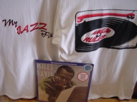 """My Jazz Fix T-Shirt (LP sold separatley)"" - Product Image"