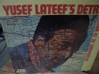 """Yusef Lateef, Yusef Lateef's Detroit"" - Product Image"