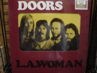 """The Doors, L.A. Woman - 180 Gram - Cover With Rounded Edges"" - Product Image"