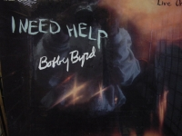 """Bobby Byrd, I Need Help (featuring James Brown)"" - Product Image"
