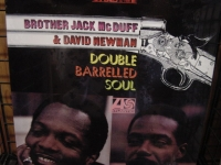 """Brother Jack McDuff & David Newman, Double Barrelled Soul"" - Product Image"