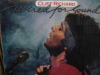 """Cliff Richard, Wired For Sound"" - Product Image"