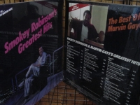 """Smokey Robinson & Marvin Gaye, Greatest Hits (3 LPs)"" - Product Image"