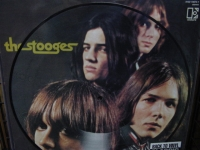 """Iggy Pop & The Stooges, The Stooges (rare picture disc-lp)"" - Product Image"