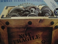 """Bachman Turner Overdrive, Not Fragile - 180 Gram- CURRENTLY OUT OF STOCK"" - Product Image"