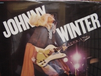 """""""Johnny Winter, Captured Live"""" - Product Image"""