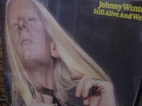 """""""Johnny Winter, Still Alive and Well"""" - Product Image"""