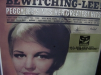 """Peggy Lee, Bewitching Lee"" - Product Image"