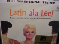 """Peggy Lee, Latin Ala Lee"" - Product Image"