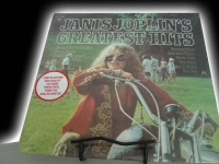 """Janis Joplin, Greatest Hits - 180 Gram"" - Product Image"