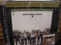 """Blood Sweat & Tears, 3 - Factory Sealed MFSL SACD"" - Product Image"