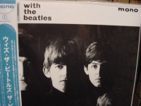"""The Beatles, With The Beatles OBI LP"" - Product Image"