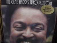 """Gene Harris Trio, Plus One (2 LPs) - 180 Gram - 45 Speed - Last Copy"" - Product Image"