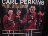 """Carl Perkins, Whole Lotta Shakin' "" - Product Image"