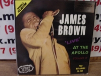 """James Brown, Live At The Apollo"" - Product Image"