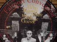 """Fairport Convention, Who Knows Where The Time Goes (picture disc)"" - Product Image"