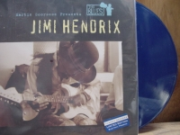 """Jimi Hendrix, Martin Scorsese's The Blues (Blue Vinyl) - Out of Print 180g"" - Product Image"