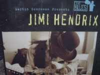 """Jimi Hendrix, Martin Scorsese's The Blues - 200g Black Vinyl"" - Product Image"