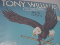 """Tony Williams, The Joy Of Flying"" - Product Image"