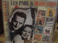 """Les Paul & Mary Ford, The EP Collection"" - Product Image"