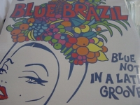 """Various Artists, Blue Brazil (2 LPs, famous Blue Note label) - CURRENTLY SOLD OUT"" - Product Image"