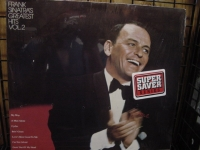 """Frank Sinatra, Greatest Hits Volume 2"" - Product Image"