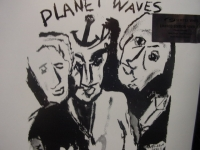 """Bob Dylan, Planet Waves - 180 Gram LP"" - Product Image"