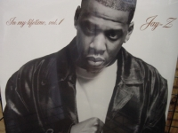 """Jay-Z, In My Lifetime Vol. 1 (2 LPs) - EXPLICIT LANGUAGE"" - Product Image"