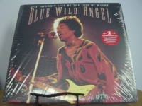 """Jimi Hendrix Experience, Blue Wild Angel (3 LPs) 180 Gram"" - Product Image"