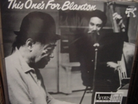 """Duke Ellington and Ray Brown, This One's For Blanton #138"" - Product Image"
