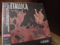 """Metallica, Load"" - Product Image"