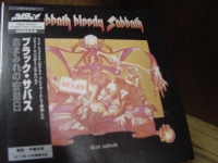 """Black Sabbath, Sabbath Bloody Sabbath - OUT OF STOCK"" - Product Image"