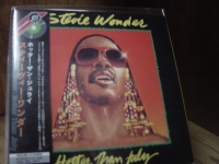 """Stevie Wonder, Hotter Than July - CURRENTLY OUT OF STOCK"" - Product Image"