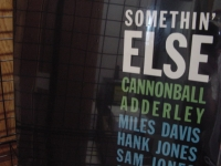 """Cannonball Adderley, Somethin' Else"" - Product Image"