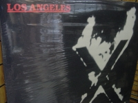 """X, Los Angeles - 180 Gram"" - Product Image"