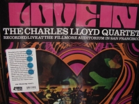 """Charles Lloyd Quartet, Love In"" - Product Image"