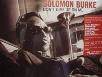 """Solomon Burke, Don't Give Up On Me (2 LPs, 180 Gram White Vinyl)"" - Product Image"