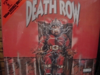 """""""Death Row Greatest Hits Volume 1, Snoop Dogg, Dr. Dre and many more (2 LPs, limited stock)"""" - Product Image"""