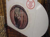 """Captain Beefheart, Safe As Milk (white vinyl)"" - Product Image"