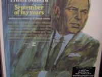 """Frank Sinatra, September Of My Years - 180 Gram"" - Product Image"