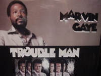 """Marvin Gaye, Trouble Man (original soundtrack)"" - Product Image"
