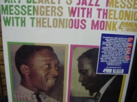 """Art Blakey's Jazz Messengers, with Thelonious Monk"" - Product Image"
