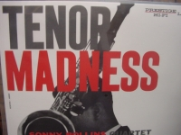 """Sonny Rollins Quartet, Tenor Madness - #140 - 180 Gram - 45 Speed Last Copy"" - Product Image"