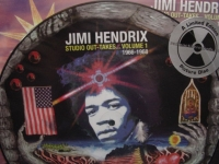 """Jimi Hendrix, Studio Out-takes Volume 1, 1966-1958 (picture disc) - Last Copy"" - Product Image"