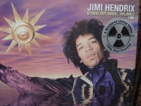 """Jimi Hendrix, Studio Out-takes Volume 2, 1969  (picture disc) - Last Copy"" - Product Image"